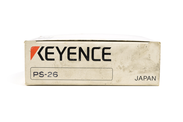 キーエンス アンプユニット ACタイプ PS-26