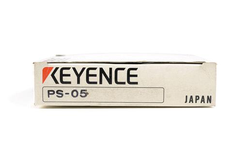 キーエンス 透過型センサヘッド 汎用タイプ 光軸調整自在型 PS-05
