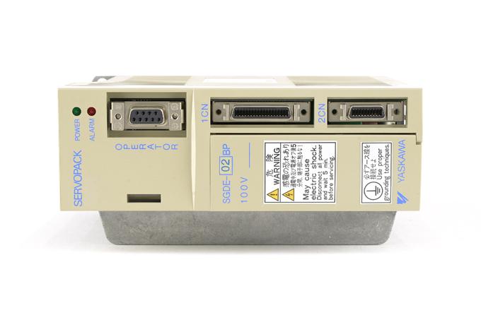 安川電機 ACサーボパック SGDE-02BP (ソフトVer004)