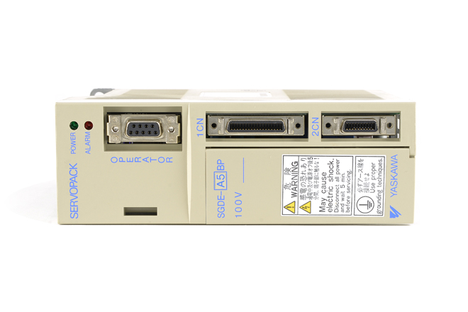 安川電機 ACサーボパック SGDE-A5BP (ソフトVer005)