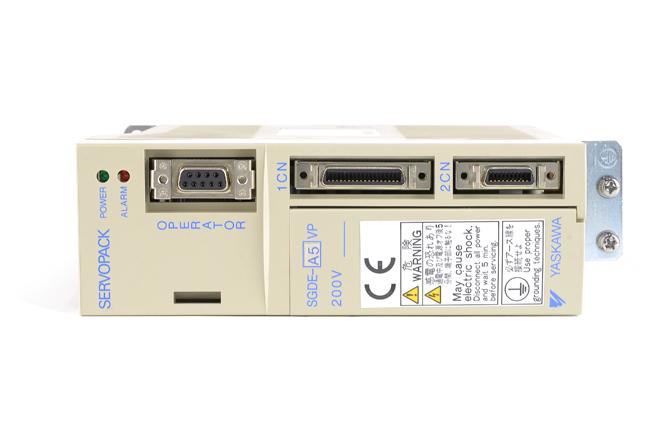 安川電機 ACサーボパック SGDE-A5VP (03年7月製)
