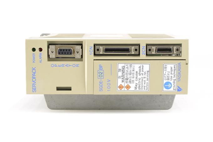 安川電機 ACサーボパック SGDE-02BP (ソフトVer001)