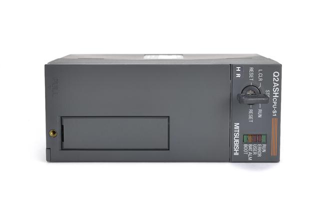 三菱 CPUユニット Q2ASHCPU-S1 (04年10月製・HR)