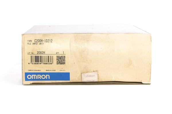 オムロン 入力ユニット C200H-ID212 (02年8月製)