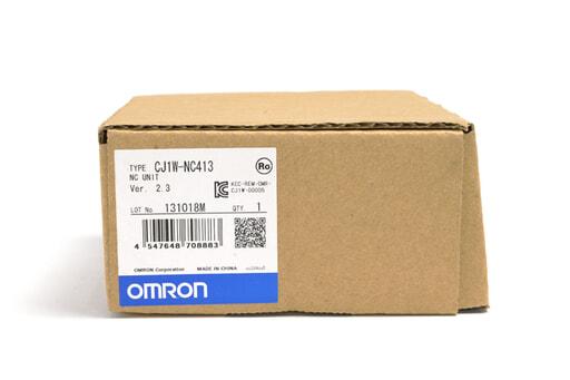 オムロン 位置制御ユニット CJ1W-NC413 (13年10月製)