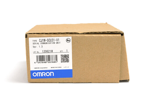 オムロン シリアルコミュニケーションユニット CJ1W-SCU31-V1 (12年6月製)
