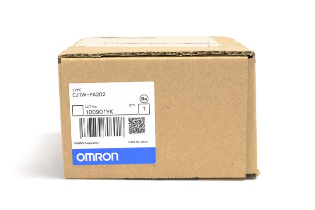 オムロン 電源ユニット CJ1W-PA202 (10年9月製)