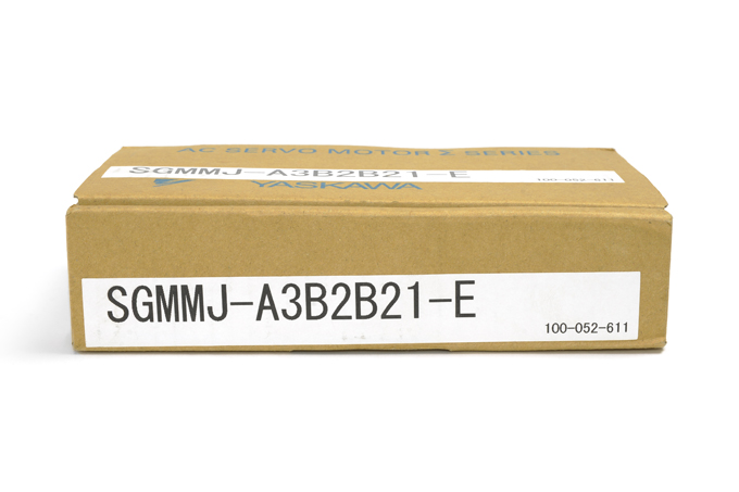 安川電機 サーボモータ SGMMJ-A3B2B21-E